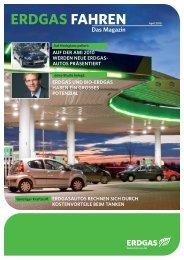 Erdgas fahren - Das Magazin - April 2010 - Erdgas Mobil