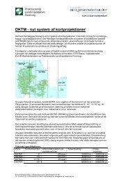 DKTM teknik - Kort