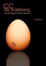 Programma 2013-2014 - CC De Adelberg