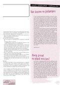 over groepsfinancien, weekendprijzen, kasboeken en ethisch ... - Page 5