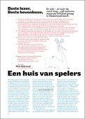 een huis van spelers NTGent in Nederland najaar 2010 - Page 2