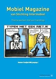 Mobiel Magazine - Stichting Intermobiel
