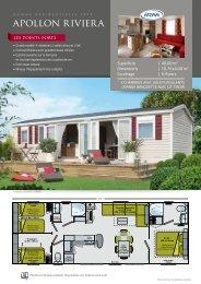 fichier PDF des caractéristiques techniques - Mobile-homes IRM
