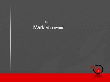 Rf technologie - Mark Maerevoet - Prebes