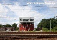 Verkeersleidingspost Roosendaal - Arconiko Architecten