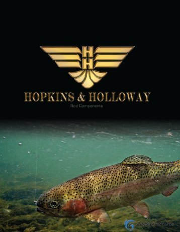 Hopkins & Holloway Fly Rod Components - Merrick Tackle