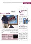 Erkeklerde çocuk arzusu konusunda dergi - PROfertil - Page 3