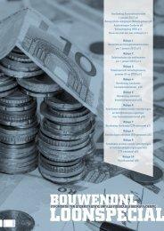 Loonkostenberekeningen - Bouwend Nederland