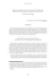 Canone letterario e traduzione nell'età di Goethe - Associazione ...
