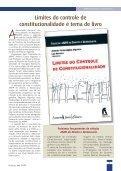 parlamento: legítima forma de expressão popular - ANPR - Page 7