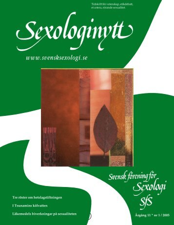 PDF - Sexologinytt