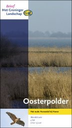 Oosterpolder - Stichting Het Groninger Landschap