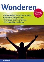 Bijlage Wonderen 2006 C.indd