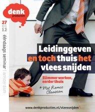 Brochure - DenkProducties