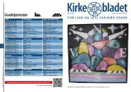 Kirkebladet 2011 nr. 3 - Linå kirke