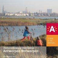 informatief deel - Ruimtelijk Structuurplan Antwerpen