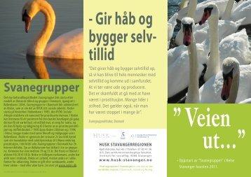 Svanegrupper (Oppsøkende behandlingsteam ... - Helse Stavanger