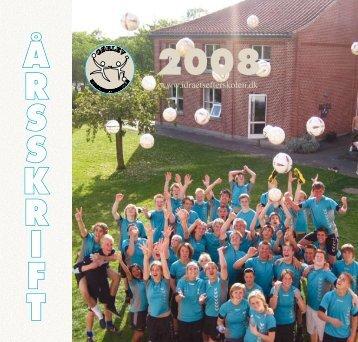 Å R s s k R i f t 2008 - Gørlev Idrætsefterskole