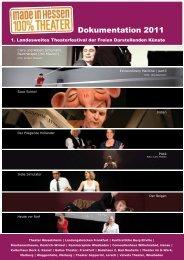 Dokumentation 2011 - made in Hessen