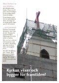 Kyrkan i Kina och samarbetet med Svenska Missionskyrkan - Page 3
