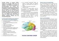 Folder Neuro Psychologie Kind & Jongeren Den Haag