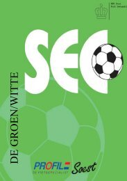 Clubblad november 2008.indd - SEC