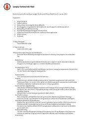 Referat af generalforsamlingen 31. januar 2012 - Lyngby ...