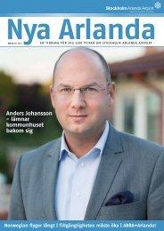 Anders Johansson - lämnar kommunhuset bakom sig - Swedavia