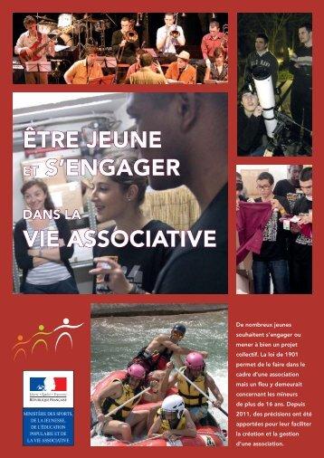 être jeune et s'engager vie associative - Associations.gouv.fr