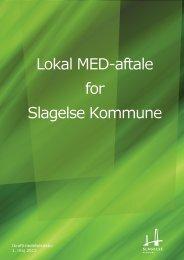 Lokal MED-aftale for Slagelse Kommune