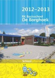 Schoolgids 2012-2013 Pagina 0