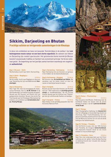 Sikkim, Darjeeling en Bhutan - Omnia