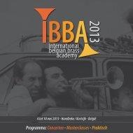 IBBA-brochure - UiT in West-Vlaanderen