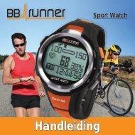 Handleiding - BB-runner