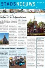 Het Jaar van het Religieus Erfgoed - Gemeente Den Helder