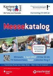 Grußwort - Alumni Soest