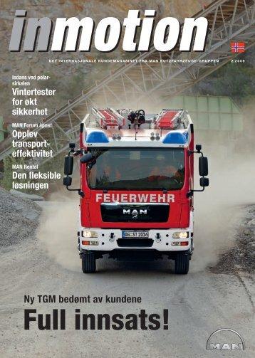 Full innsats! - MAN Truck & Bus Norge