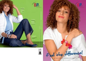 BP MED&CARE® FASHION SPOTS 2011/2012 ... - feel the difference