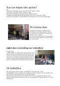 KLASKRANT VAN DE VIERDE KLAS Groene ... - VBS Westouter - Page 2