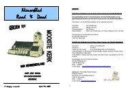 Raad en Daad 2008 jaargang 1 nummer 2 - Goede Raad