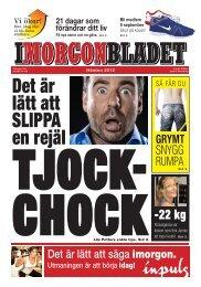 Läs imorgonbladet här! (pdf) - Inpuls