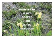 Investeren in het Groene Hart van de Randstad.pdf - Neprom