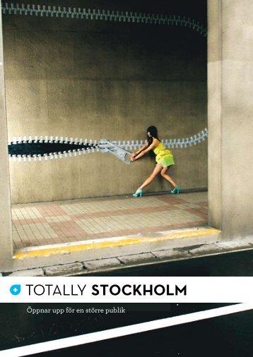 TOTALLY STOCKHOLM