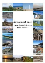 2010 - Thisted Forsikring g/s