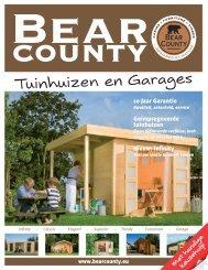 Tuinhuizen en Garages - Houthandel Bos
