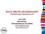 Se PowerPoint-bilderna från Lars Lööfs presentation den 1 oktober ...