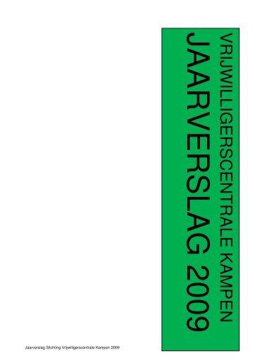 5 Steunpunt Mantelzorg Kampen - Vrijwilligerscentrale Kampen