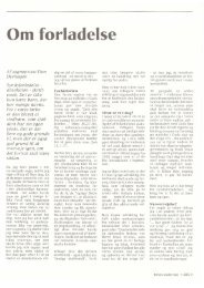 Om forladelse af Finn Dyrhagen - Kirken Underviser