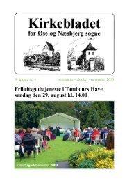 blad nr 4 - Næsbjerg Kirke