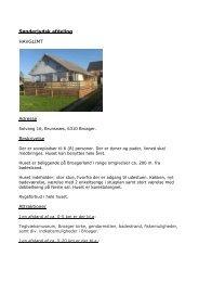 Sønderjydsk afdeling HAVGLIMT Adresse Beskrivelse Attraktioner